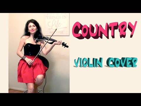 COUNTRY Music - Violin Version
