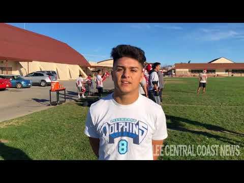 VIDEO: Santa Maria readies for South El Monte in CIF semifinal