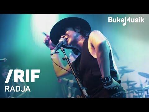 BukaMusik: /rif Band - Radja