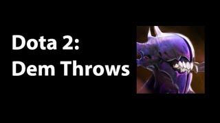 Dota 2 Fails - Biggest Throws