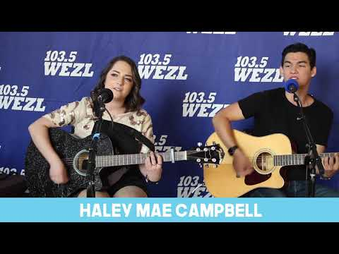 Party In The Park - Haley Mae Campbell Performs Anything But Yellow