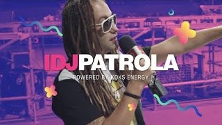 RASTA - MRAK | IDJPATROLA powered by KOKS energy | 01.03.2019 | IDJTV