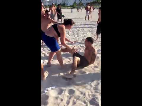 Cinco de Mayo South Beach fights