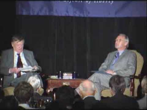 Firing Line mock episode with William F. Buckley and Christopher Buckley