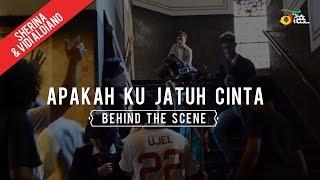 Sherina & Vidi Aldiano - Apakah Ku Jatuh Cinta | Behind The Scene