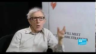 Woody Allen about meaning and truth of life on Earth