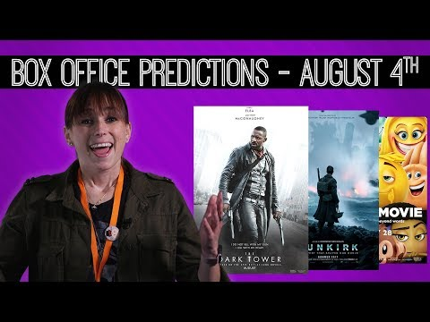 Box Office Predictions - The Dark Tower