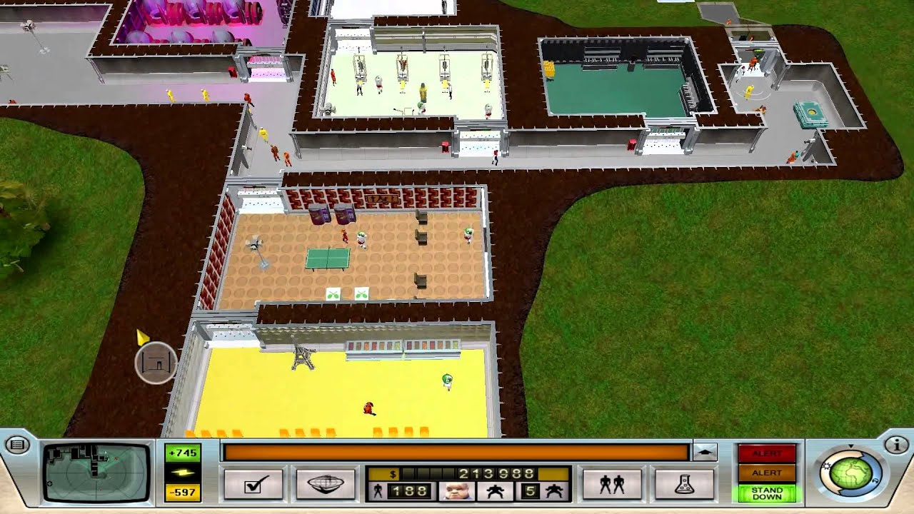 Download Let's Play Evil Genius Par 10 - Road to Doomsday