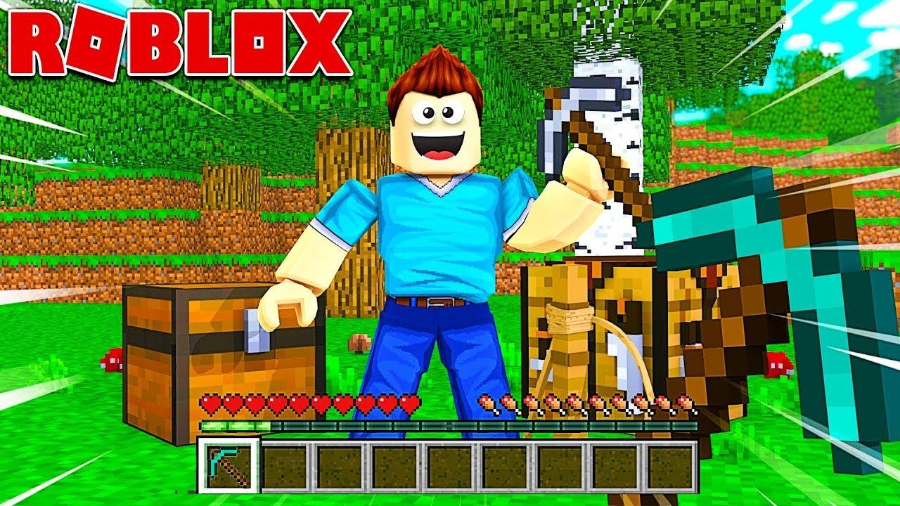 Minecraft Dans Roblox Youtube