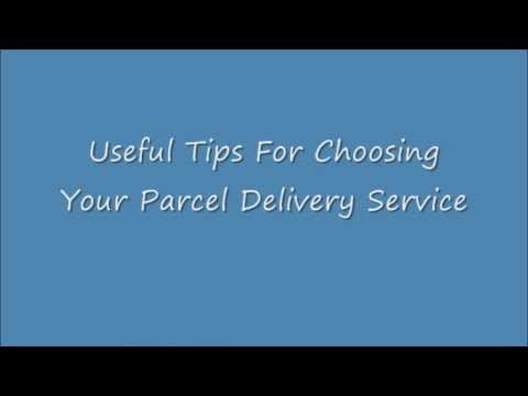 Courier Services London- Useful Tips For Choosing Your Courier