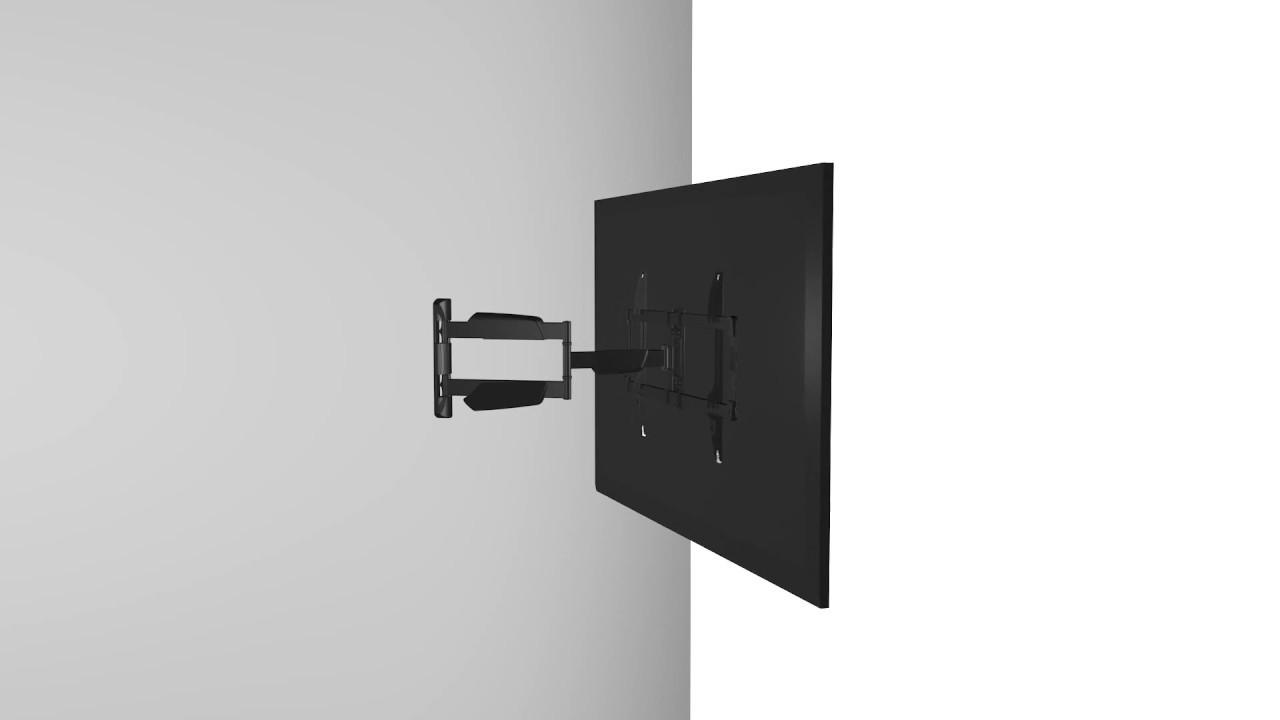 Xantron PRO FM600, Full Motion TV Wall Mount