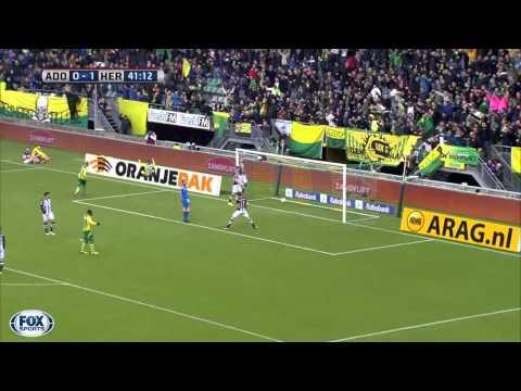 ADO Den Haag 1-3 Heracles (15-03-2014)