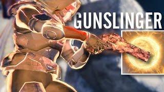 Destiny || Pro Tips For Gunslinger/Combatting Bladedancers [Sweaty Gameplay]