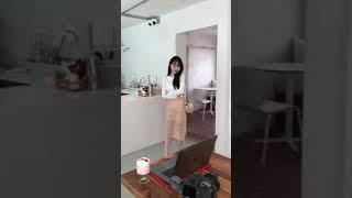 [엘걸] 33,44사이즈 쇼핑몰 / 키작녀 / 젬마 레…