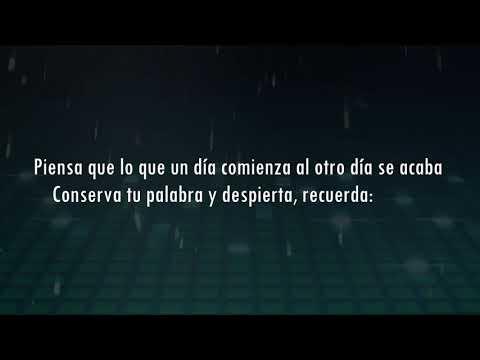 -GREEN VALLEY- MOMENTOS-LETRA