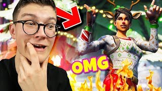 I'm SHOCKED from the RETOUR of this SKIN ULTRA RARE! FORTNITE Battle Royale!