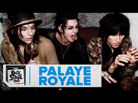 "The time Palaye Royale didn't look like they ""belonged"" at Warped Tour Mp3"