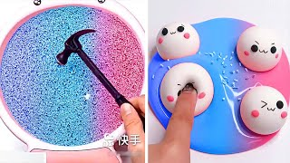 Relaxing Slime Compilation ASMR | Oddly Satisfying Video #151
