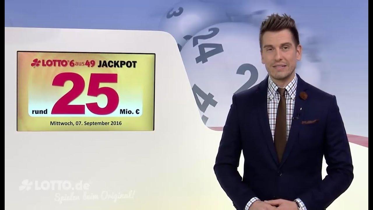 Lottozahlen 07.09 19