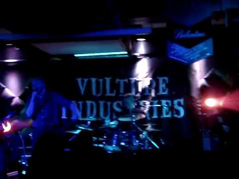 Amateur video: Vulture Industries live in Serbia (filmed by I. Bogner)