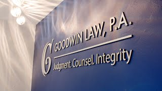 Goodwin Law [COMMERCIAL]