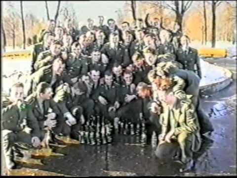 ЯВВФУ. 4 взвод 5 рота. К 15 лет выпуска-1999.