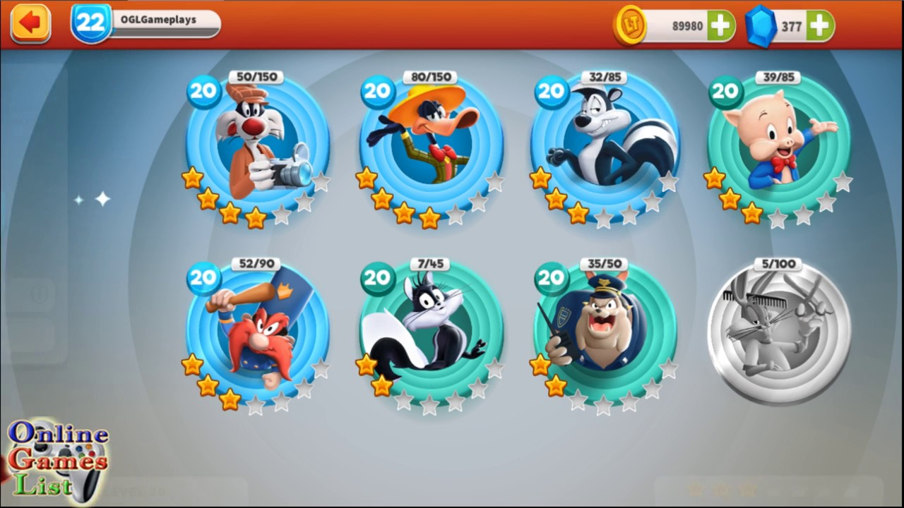 Looney Tunes World of Mayhem tipps über mod apk