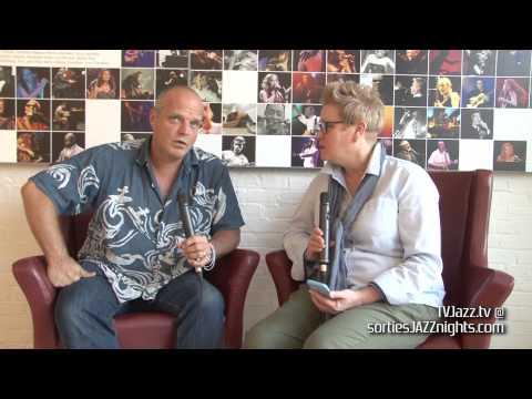 John Medeski  - interview and clip - TVJazz.tv