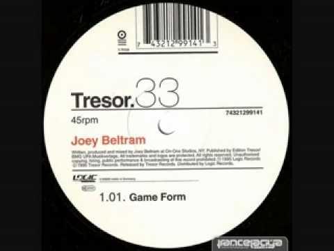 Joey Beltram - Game Form