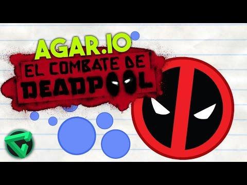 EL COMBATE DE DEADPOOL - AGARIO | iTownGamePlay (Agar.io)