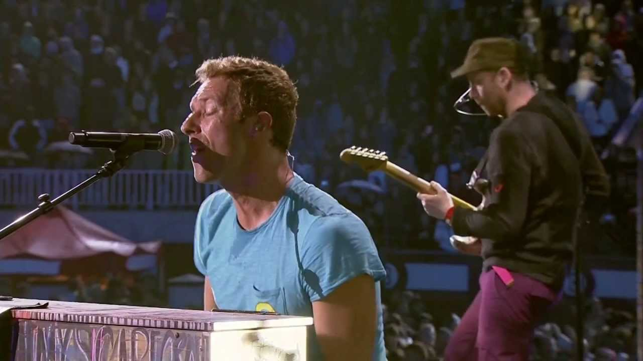 Coldplay — Lost! (UNSTAGED)
