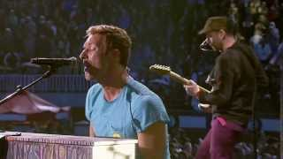 Coldplay - Lost! (Live in Madrid 2011)
