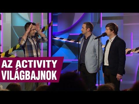Szomszédnéni: Az Activity világbajnok (feat. Felméri Péter)