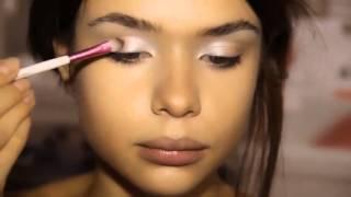 Вечерний макияж пошагово фото  Видео урок макияжа вечернего!
