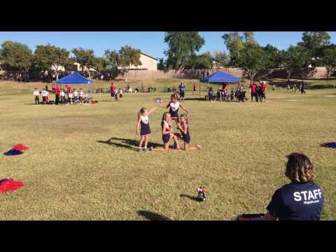 Kyrene Del Milenio - Fall 2016 Cheer Performance