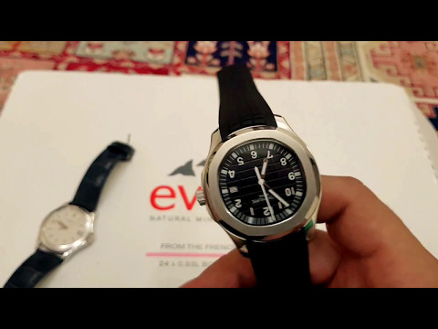 Patek Philippe Real Vs A Replica What To Look Out For Youtube