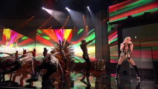 Kesha - 'Die Young' (Live AMA 2012) American Music