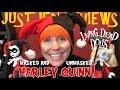 Living Dead Dolls Harley Quinn Masked & Unmasked Review By Just Jen!