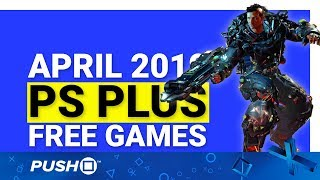 Free Ps Plus Games Announced: April 2019 | Ps4 | Full Playstation Plus Lineup