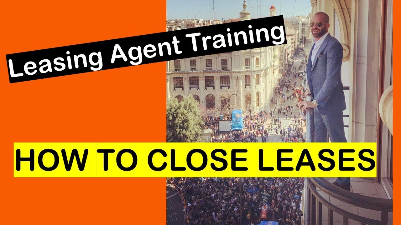 Leasing Agent Training How To Lease Apartments