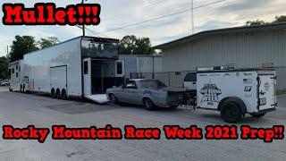 Mullet Rocky Mountain Race Week Prep 2021!! Is it ready for a FULL SEND??!?!?