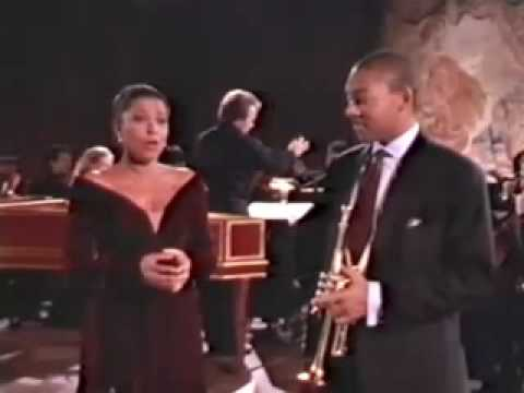 Kathleen Battle & Wynton Marsalis, 'Eternal Source of Light Divine' (G. F. Haendel)