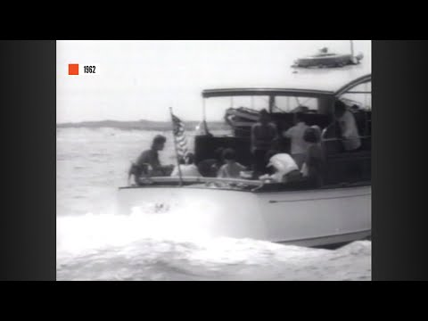 Kennedy Family 1962 Vacation - Decades TV Network