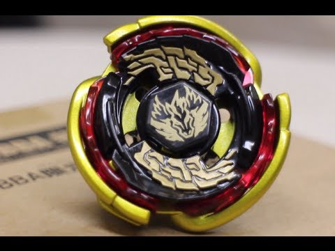 Gold Big Bang Pegasus 105rf Wbba Champion Asia Model Unboxing Review Beyblade Metal Fight 4d Youtube