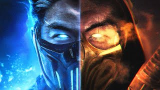 Mortal Kombat 11 TEAM Scorpion & Sub-Zero Fights Cutscenes (MK11)