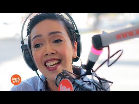 """Kakai Bautista sings """"Isang Tanong, Isang Sagot"""" (Donna Cruz) LIVE on Wish 107.5 Bus"""