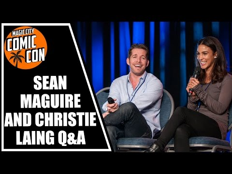 Sean Maguire and Christie Laing Q&A
