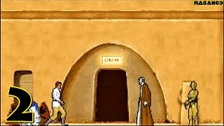 Star Wars Trilogy - Apprentice of the Force (GBA) walkthrough part 2