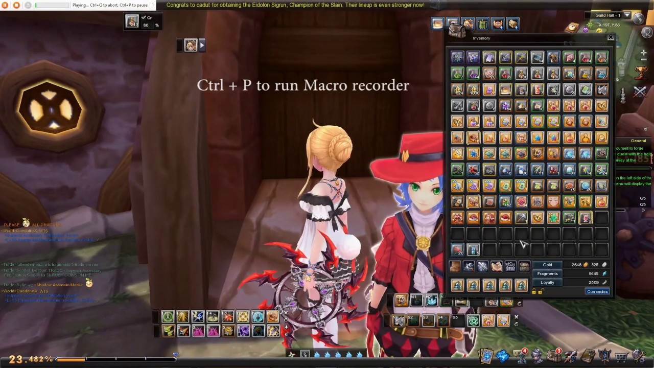 How To Use Macro Recorder In Online Games   Gameswalls org
