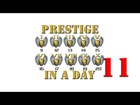 EP11 Prestige In A Day Livestream - Powered by Gamma Gamers PTF Energy Drink
